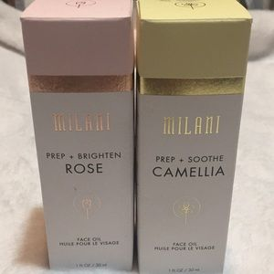 NWT MILANI FACE OIL 💯AUTHENTIC BUNDLE OF 2